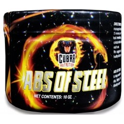 ABS OF STEEL DE COBRA LABS – Crema de entrenamiento